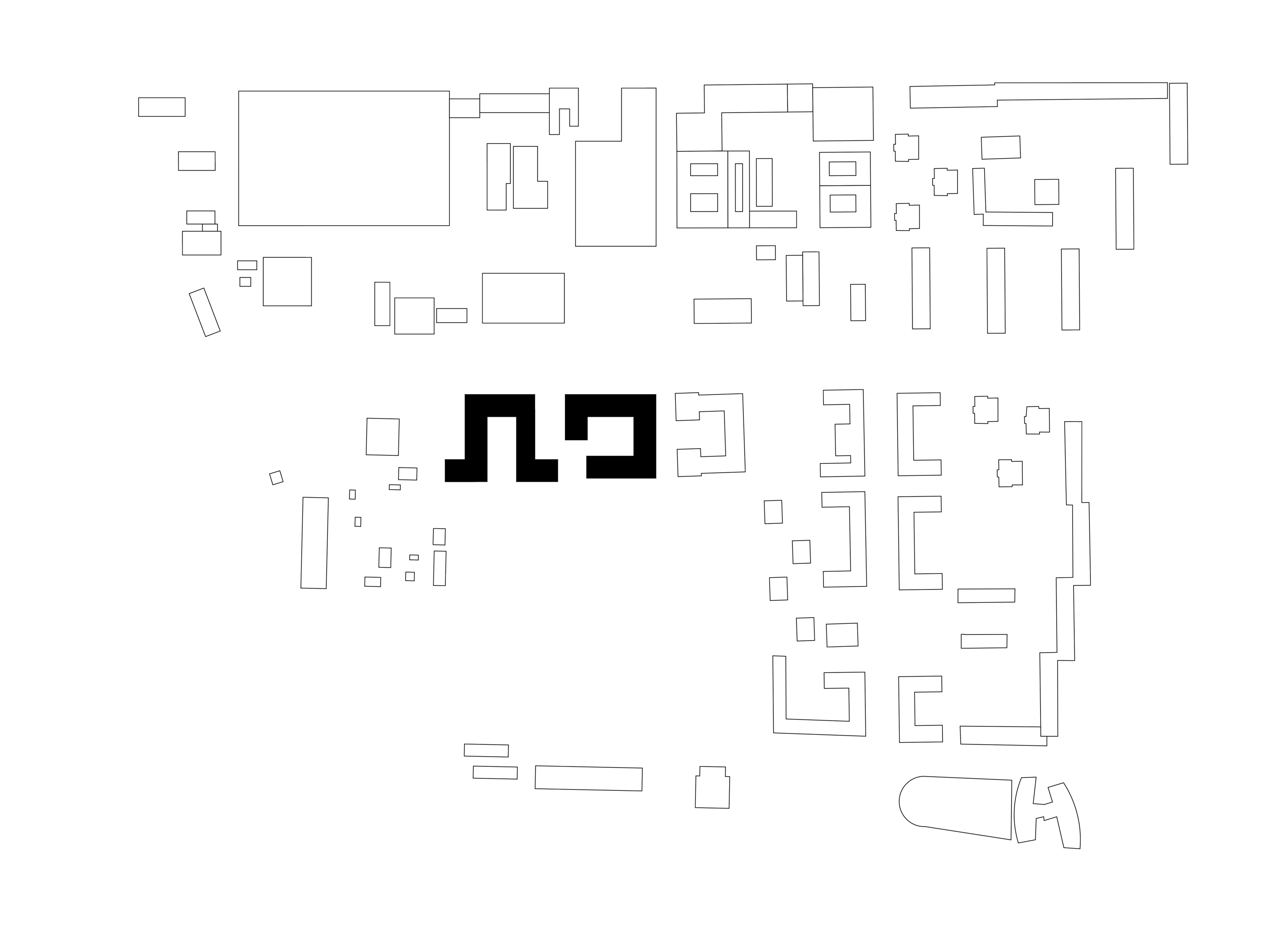 3h architecture apartment house budapest siteplan