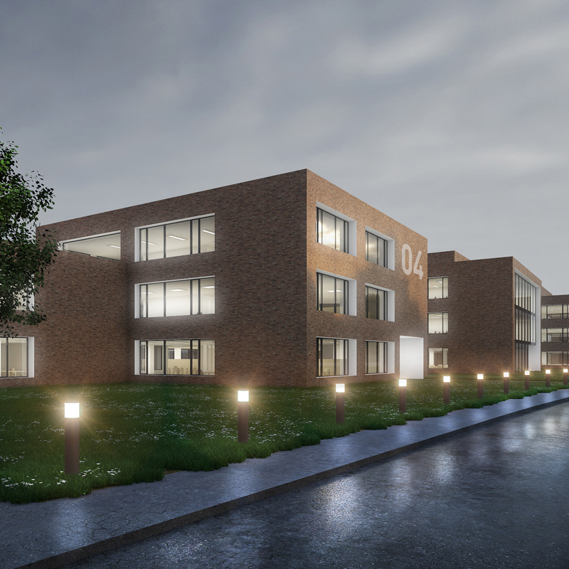 3h architecture graphisoft office building budapest