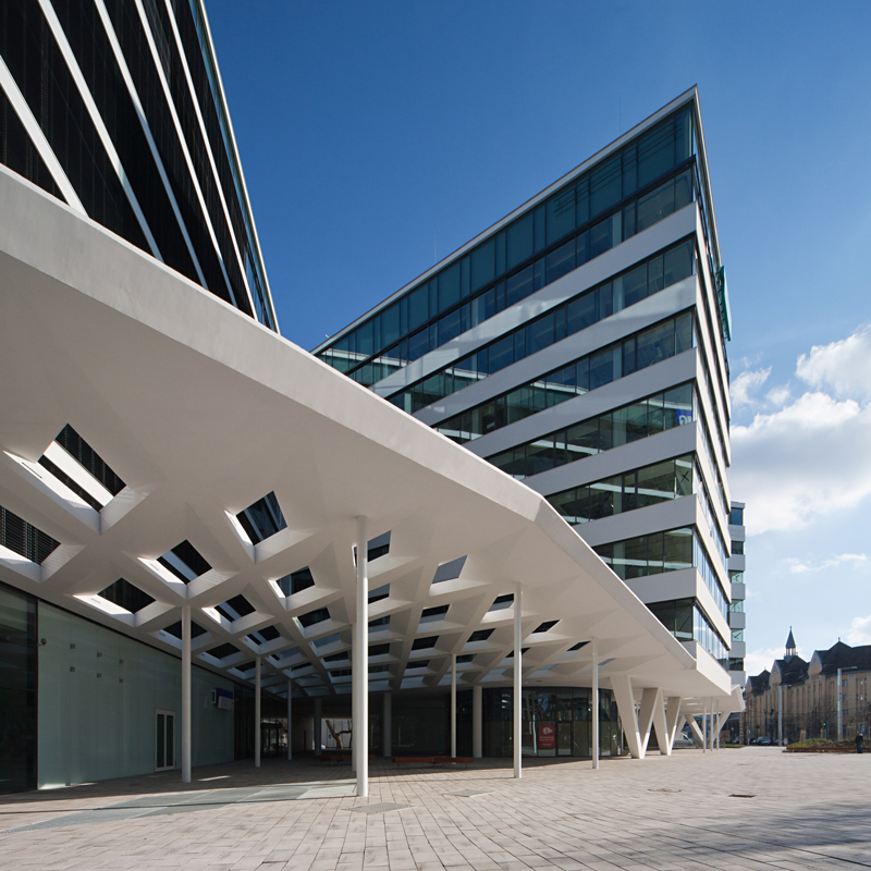 3h architecture k4 office building budapest