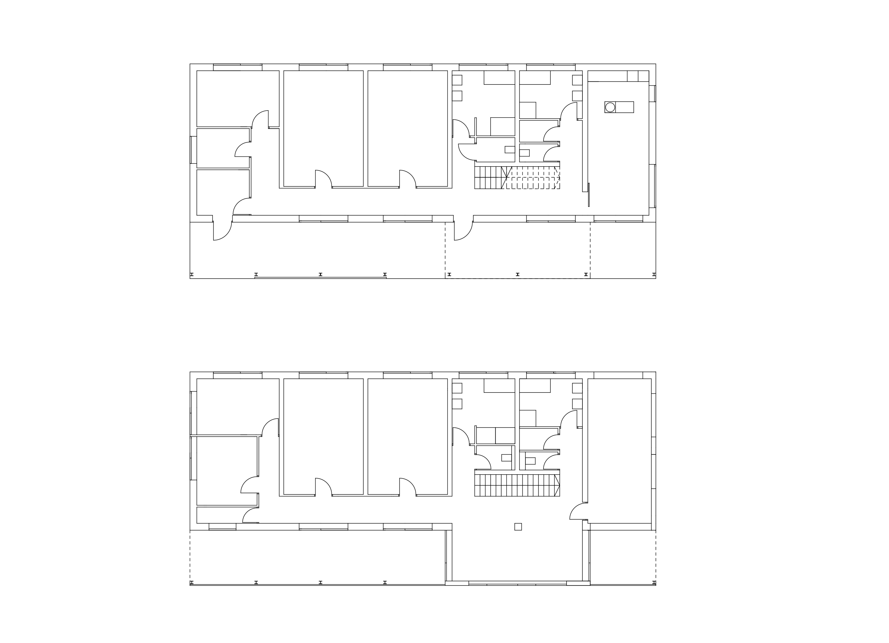 3h architecture accommodation koronco plan