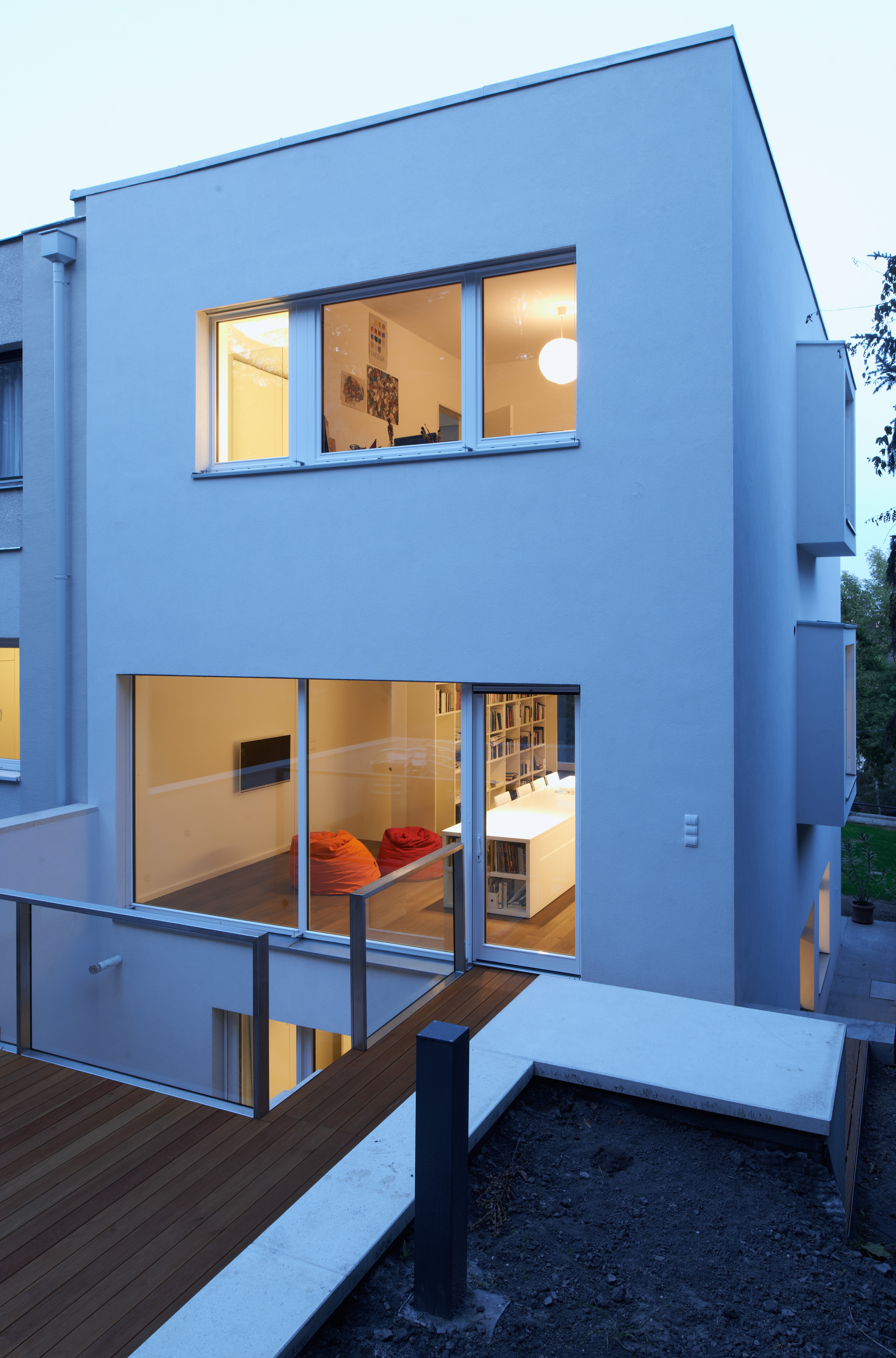 3h architecture s house budapest