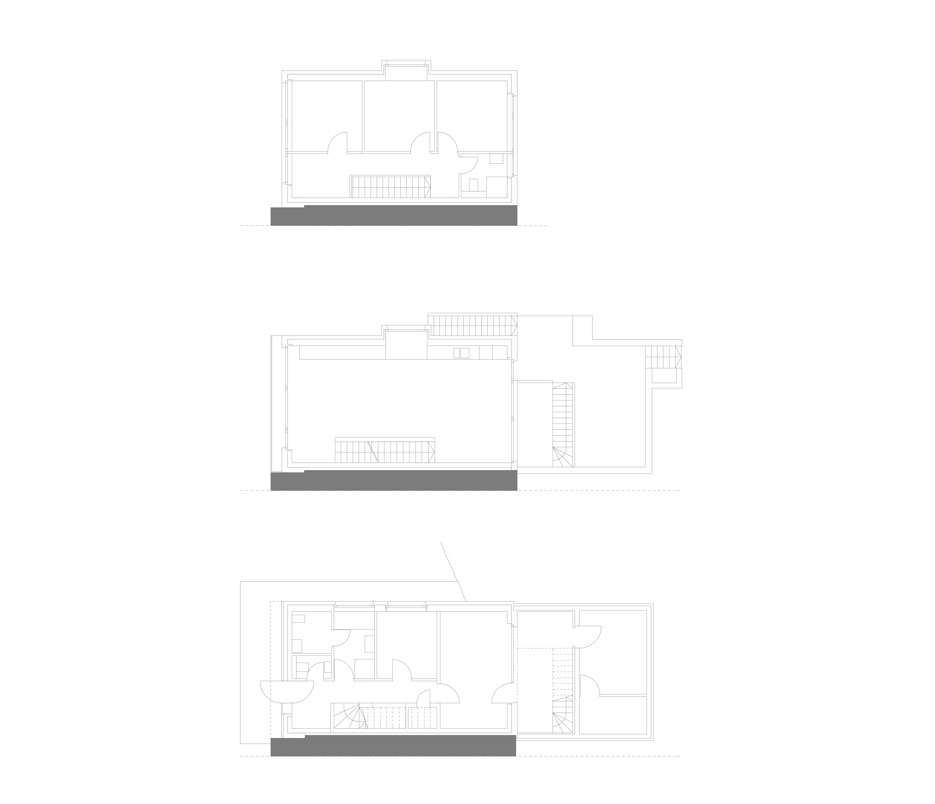 3h architecture s house budapest plan