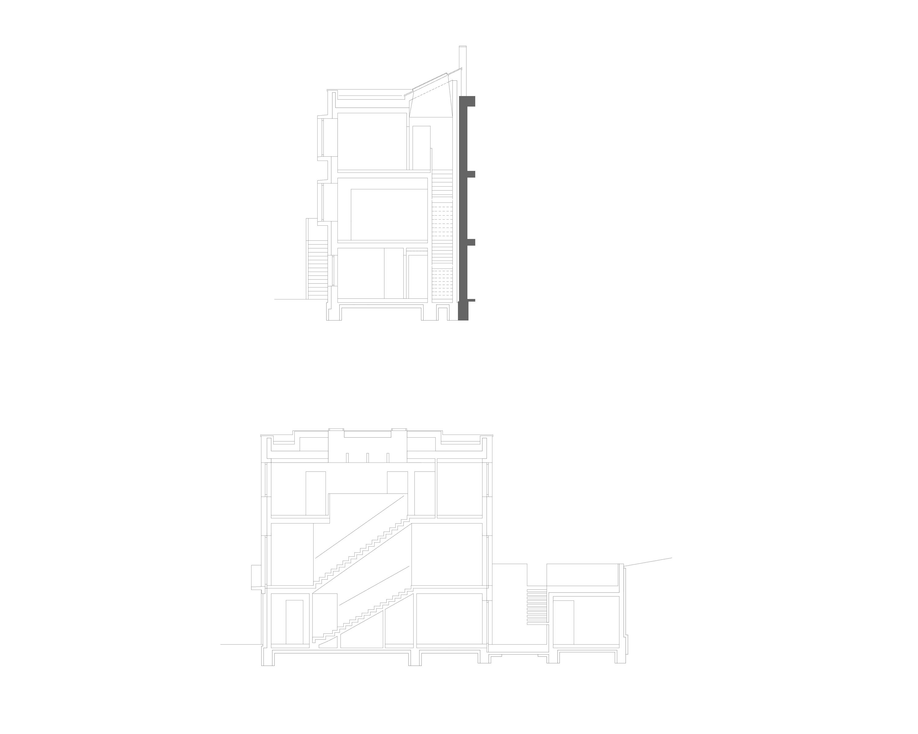 3h architecture s house budapest section