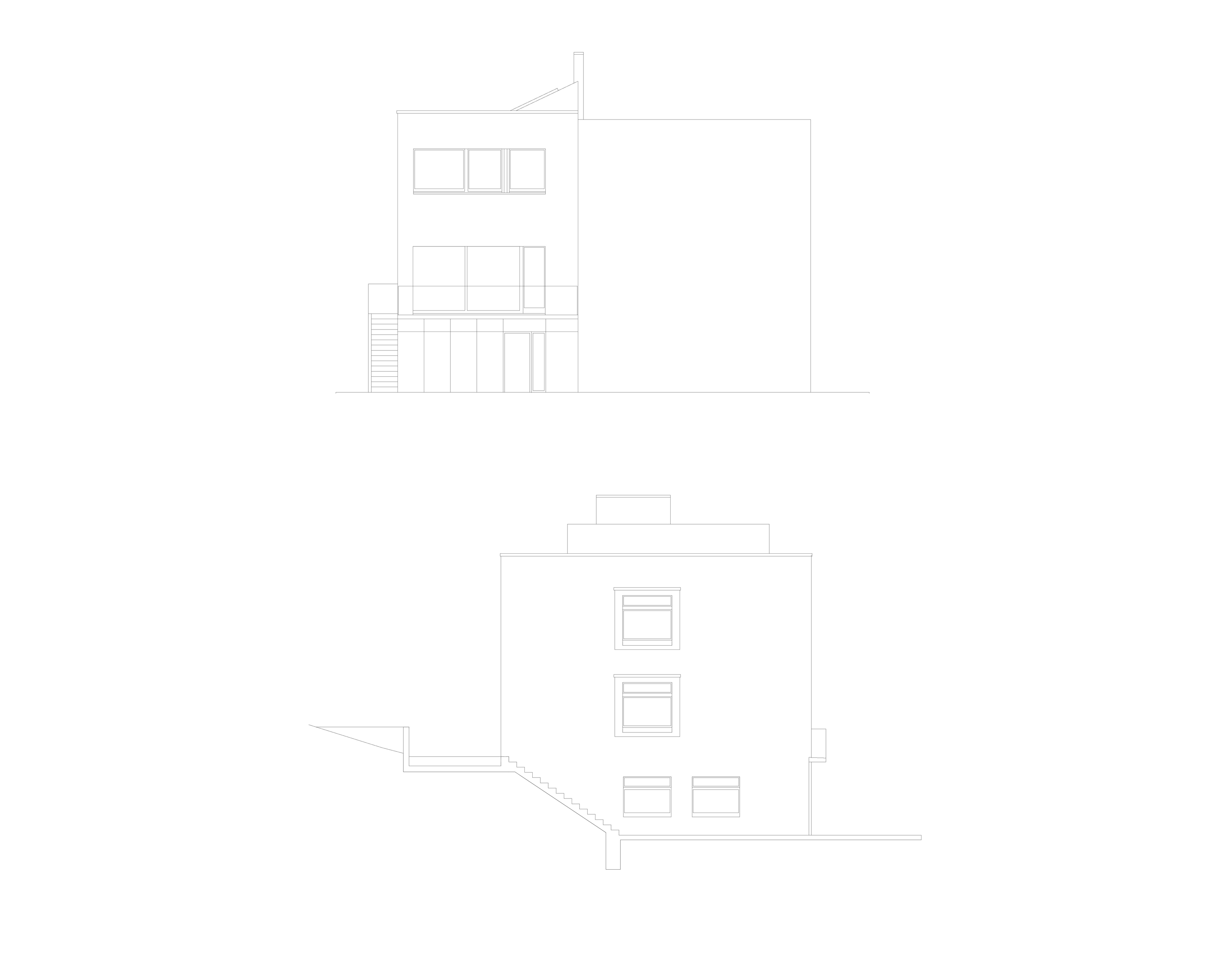 3h architecture s house budapest facade